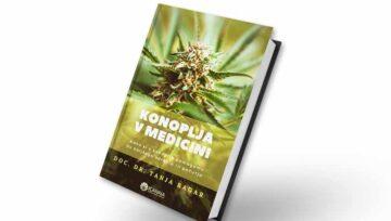 """Knjiga """"Konoplja v medicini"""""""